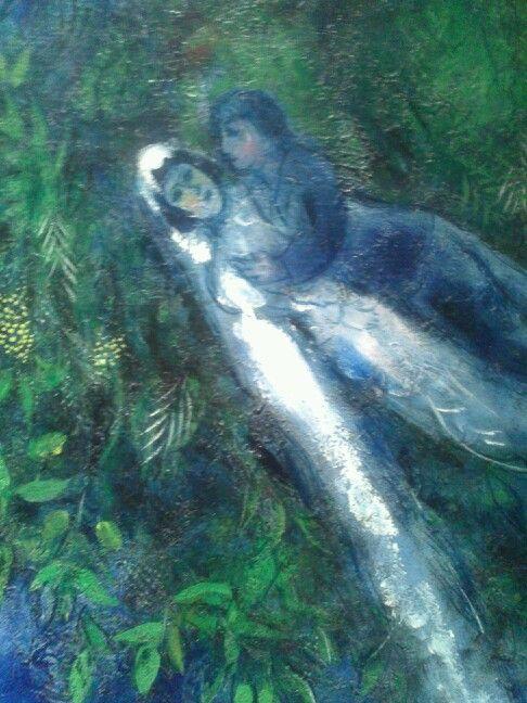 Chagall Konst