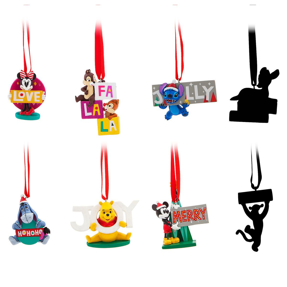 Mickey Mouse and Friends Mystery Ornament, 2018   Disney ...