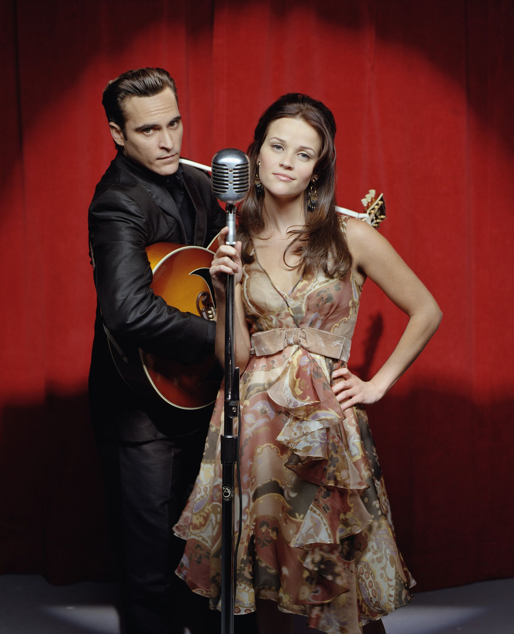 Johnny And June, Walk The Line Movie