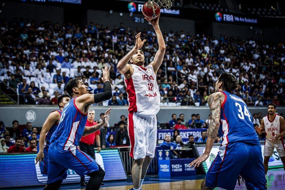 Philippines V Iran Boxscore Fiba Basketball World Cup 2019 Asian Qualifiers 2019 3 December Fi Fiba Basketball Basketball News National Basketball League