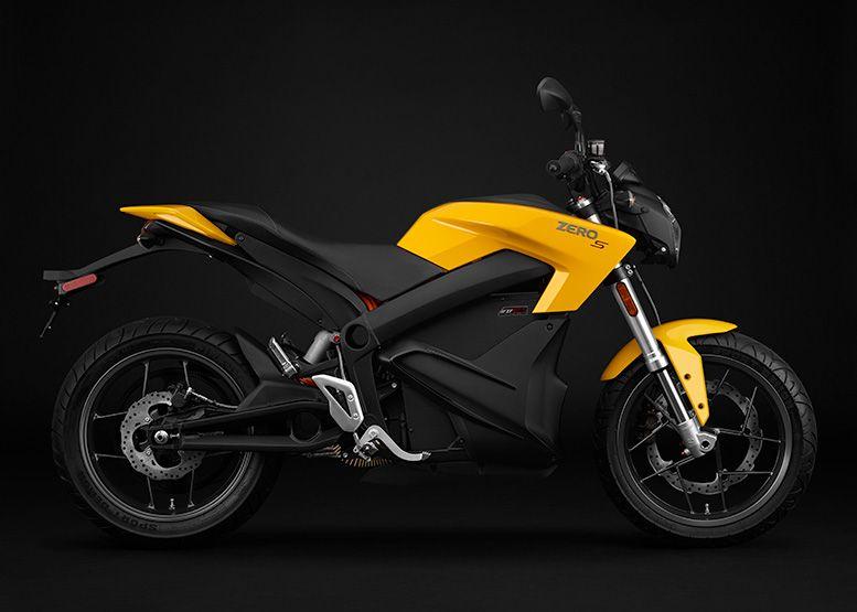 2015 Zero S Electric Motorcycle Zero Motorcycles With Images