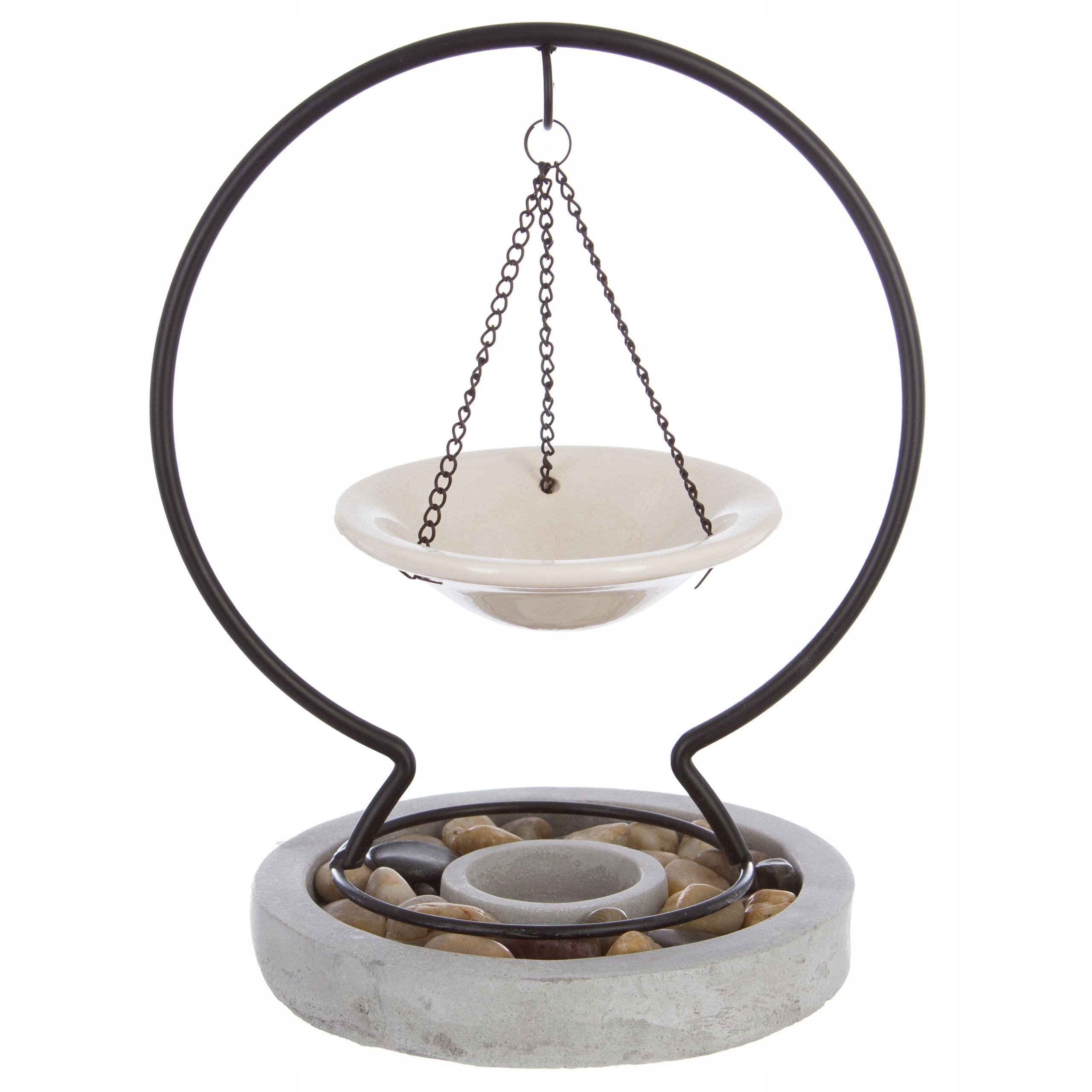 Kominek Na Wosk Zapachowy I Olejki Eteryczne 8869168681 Oficjalne Archiwum Allegro Mirror Table Home And Living Mirror