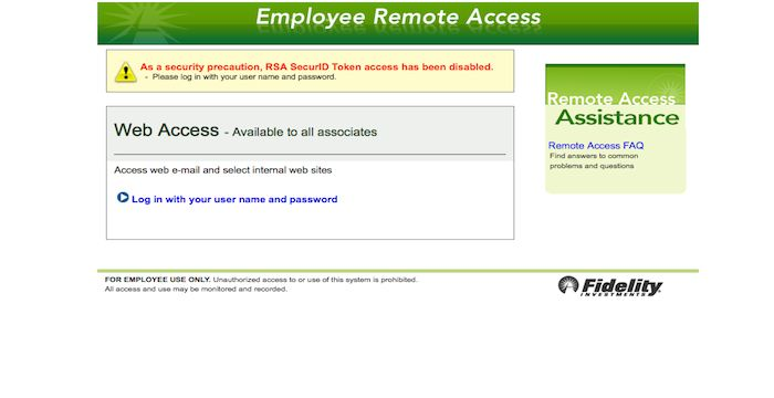 Fidelity Email Login Page Url Email Email Service Login Page