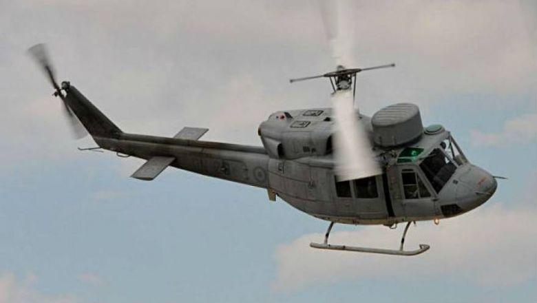 Ανθυποβρυχιακό ελικόπτερο ΑΒ-212 του ΠΝ κατέπεσε κοντά στη Κίναρο - Αγνοείται το τριμελές πλήρωμα - kalymniansvoice.com