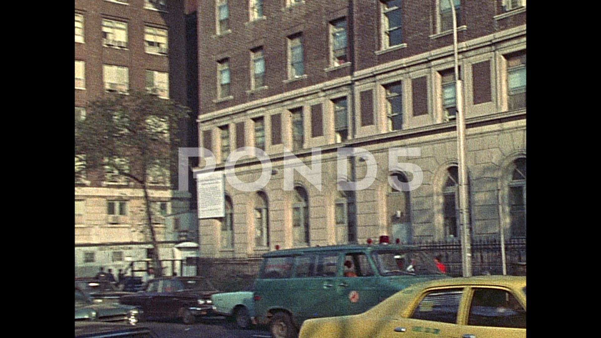 1972 Medical Research Cancer Mount Sinai Hospital New York