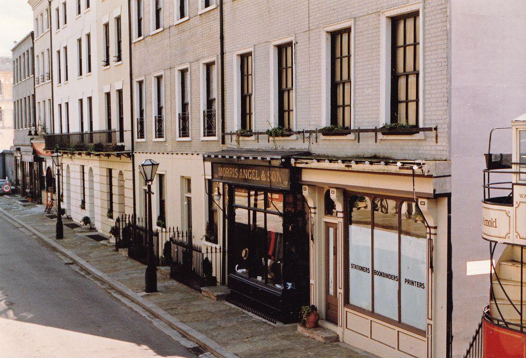 Granada Studios Tour 1990 Baker Street Baker Street Studio Tour Jeremy Brett Sherlock Holmes