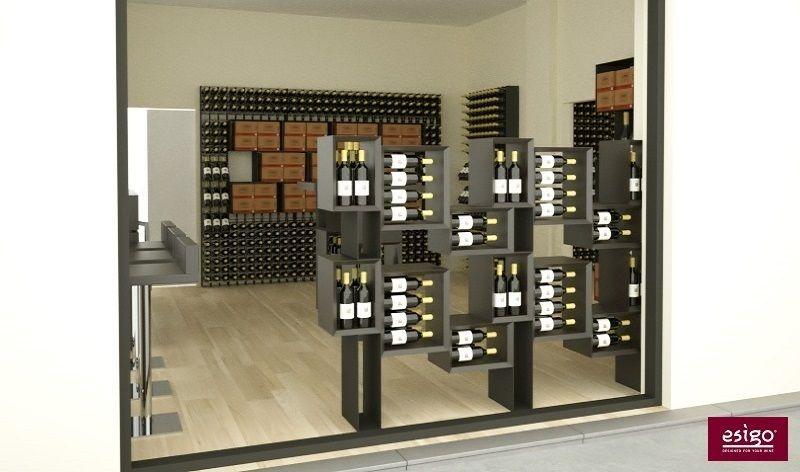 Risultati immagini per mobile espositore vini   Locali enoteche ...