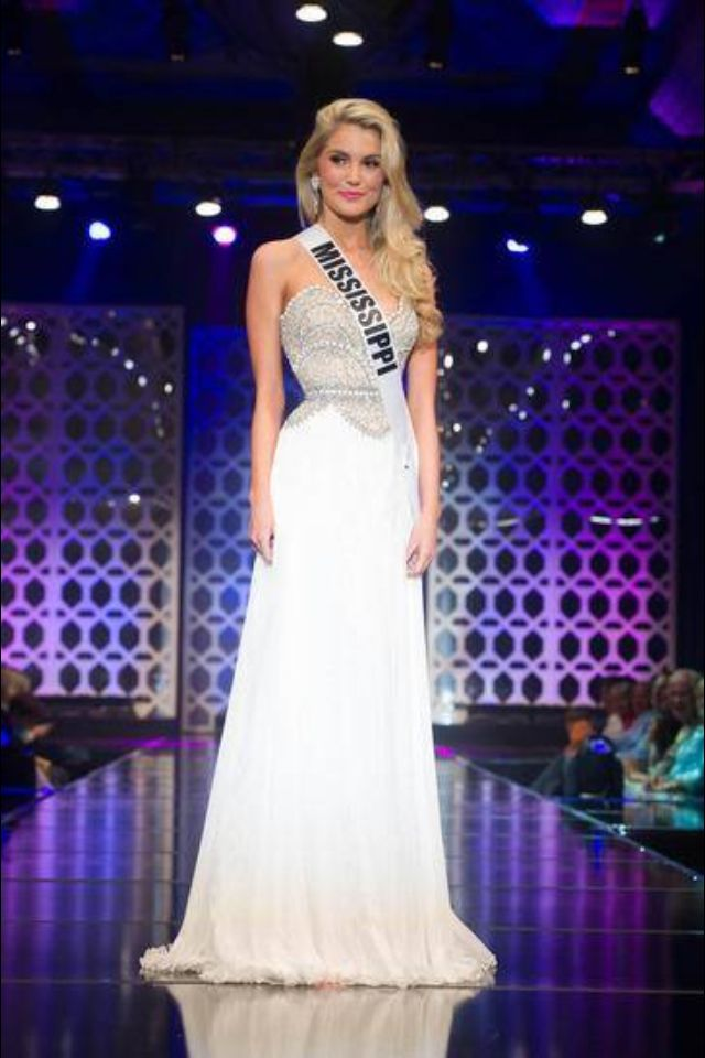 Miss mississippi teen agree, very