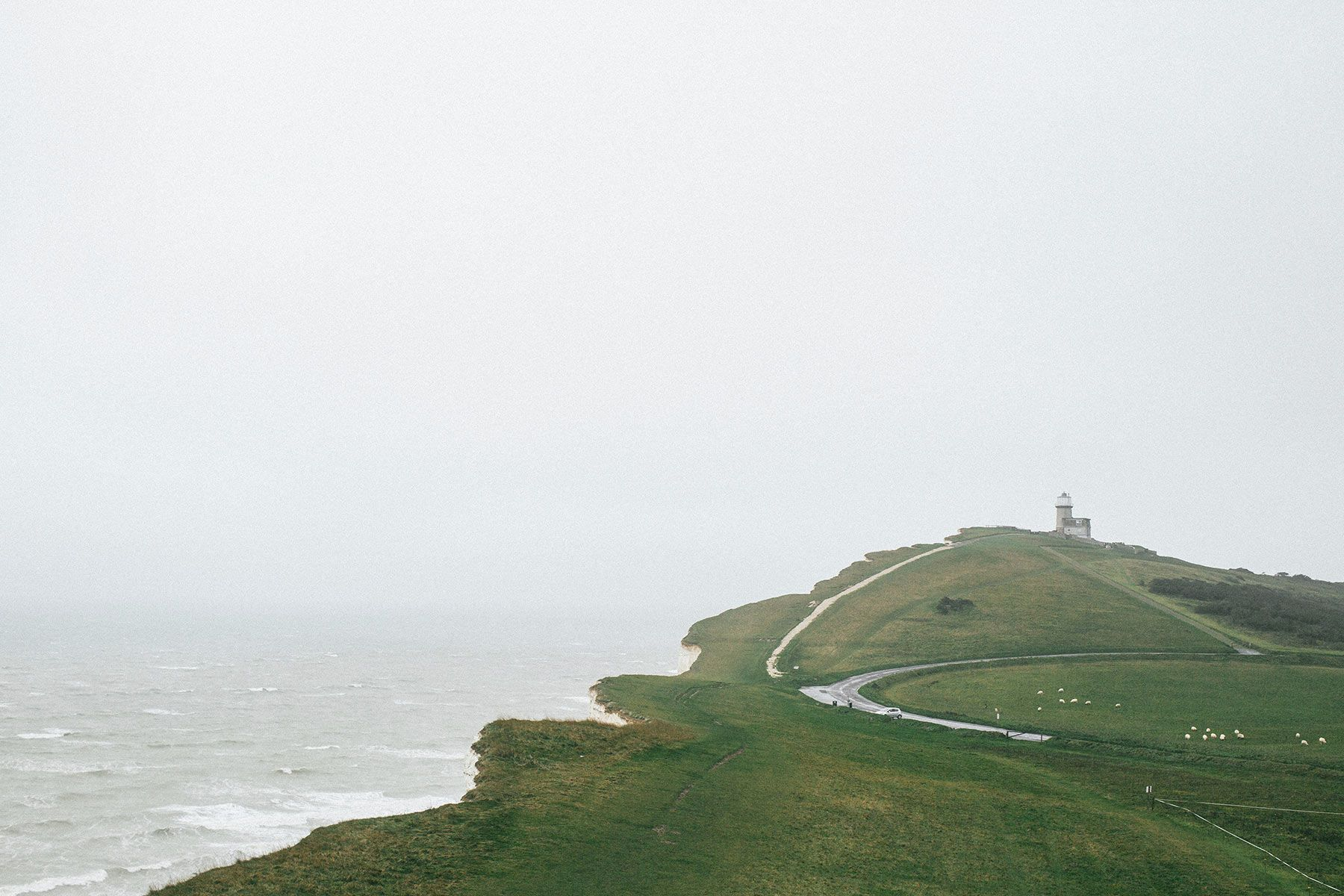 INTO MIST: Kerry Seaton + Cereal Magazine