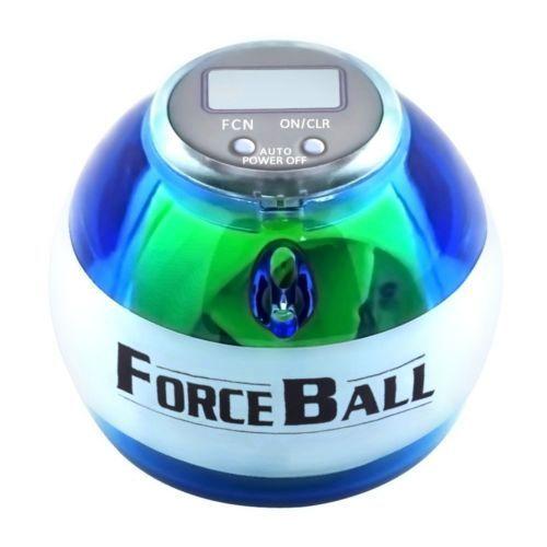 UK LED Arm Exercise Ball  PowerBall Force Ball Gyro Wrist Ball Fitness 4 Kinds
