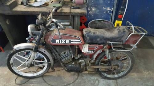 rixe r503 rs 50 moped mofa mokick keine z ndapp hercules in niedersachsen bad gandersheim. Black Bedroom Furniture Sets. Home Design Ideas