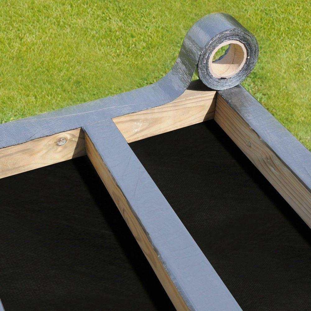 Terrasse En Palette Duree De Vie bande bitumeuse pour lambourdes bitudeck en 2020 | terrasse