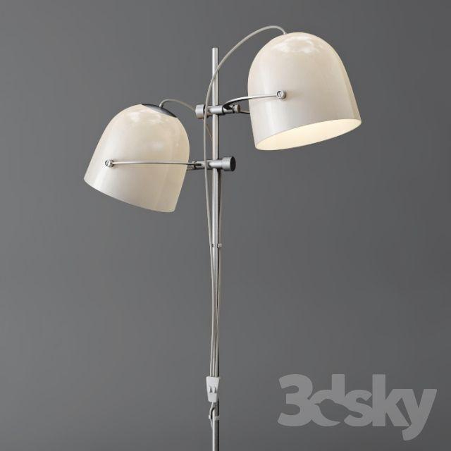 Ikea Svirvel floor   home_lighting   Pinterest   Floor lamp