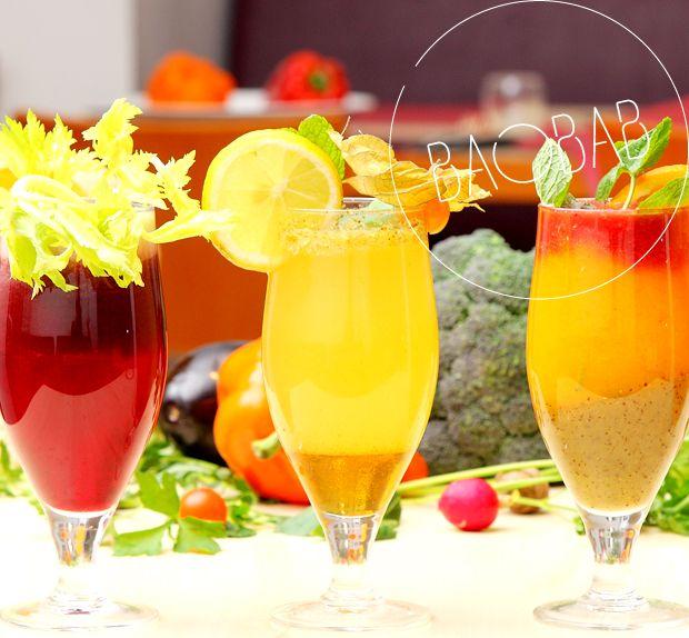 Si eres de zumos naturales, prepárate para disfrutar