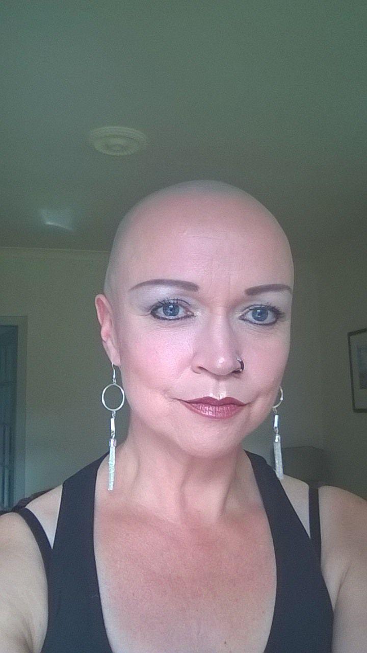women Mature pics bald