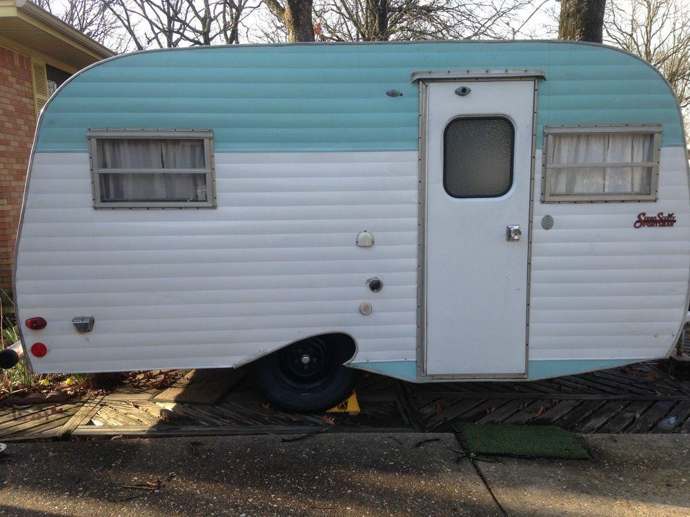 Vintage Serro Scotty Camper For Sale On EBay 3