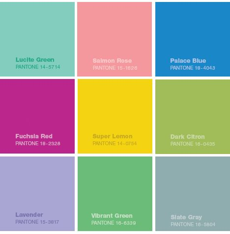 Spring Paint Colors the colors of spring | spring colors, colour pallette and pantone