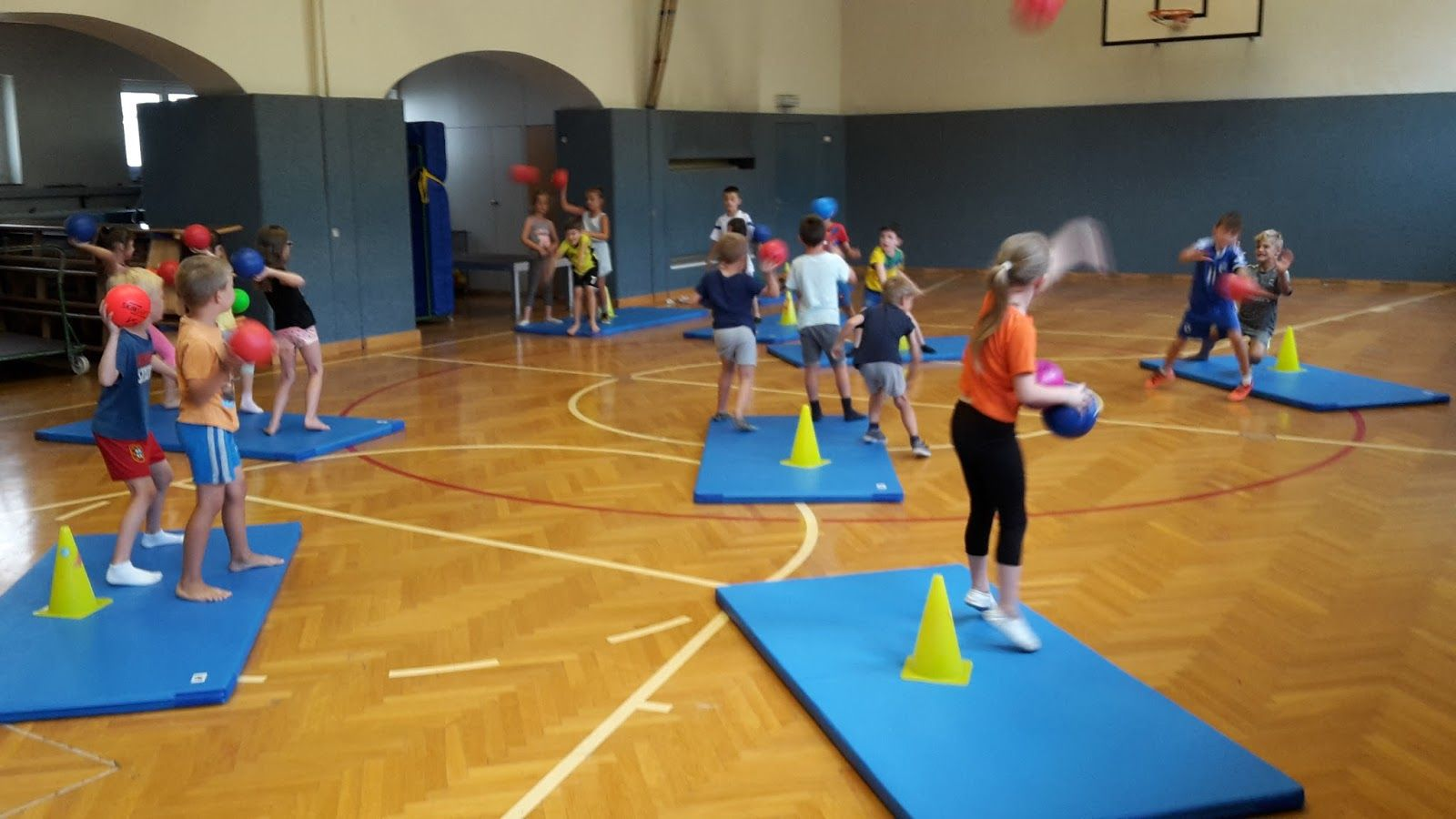 Coole Sportspiele
