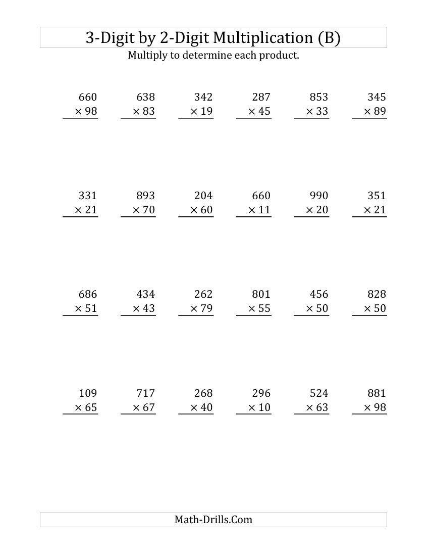Expanded Algorithm Addition Worksheets – deltasport.info
