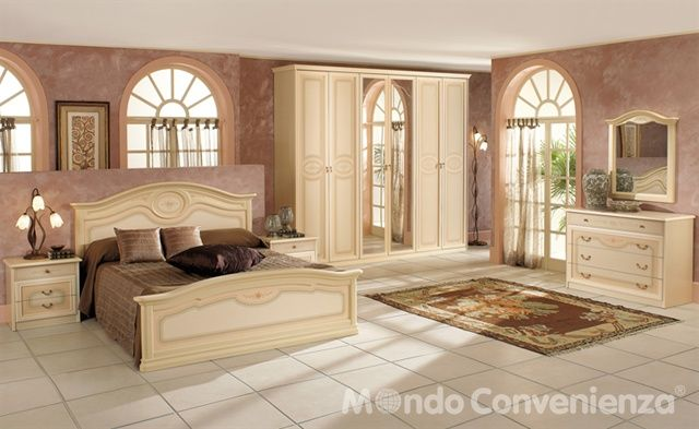 Clivia Camere da letto Camere complete Mondo