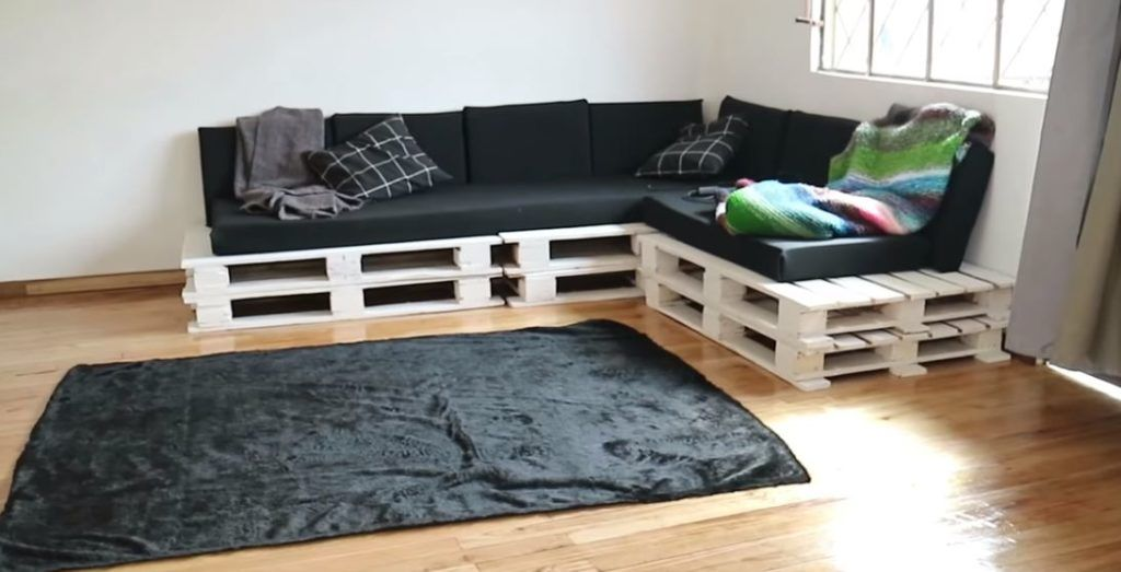 how to build a couch bed