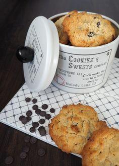Die Marzipansaison beginnt mit ... Marzipan-Schoko-Cookies!