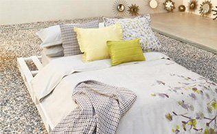 Fun bedding!