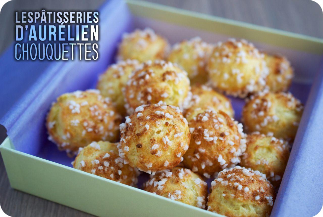 Chouquettes recette plaisir gourmand feuille de
