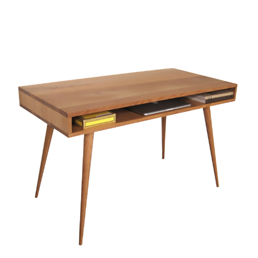 Open Mid Century Modern Desk Free Delivery Mid Century Modern