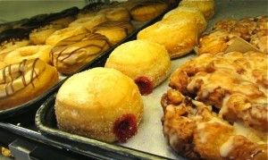 Red Rabbit Bakery Donuts at Wheatsville Coop