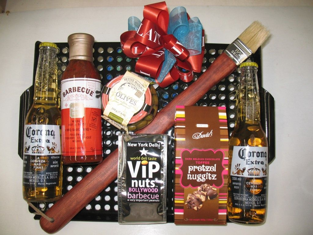 Gift Baskets Montreal BBQ tips! » PellattPellatt