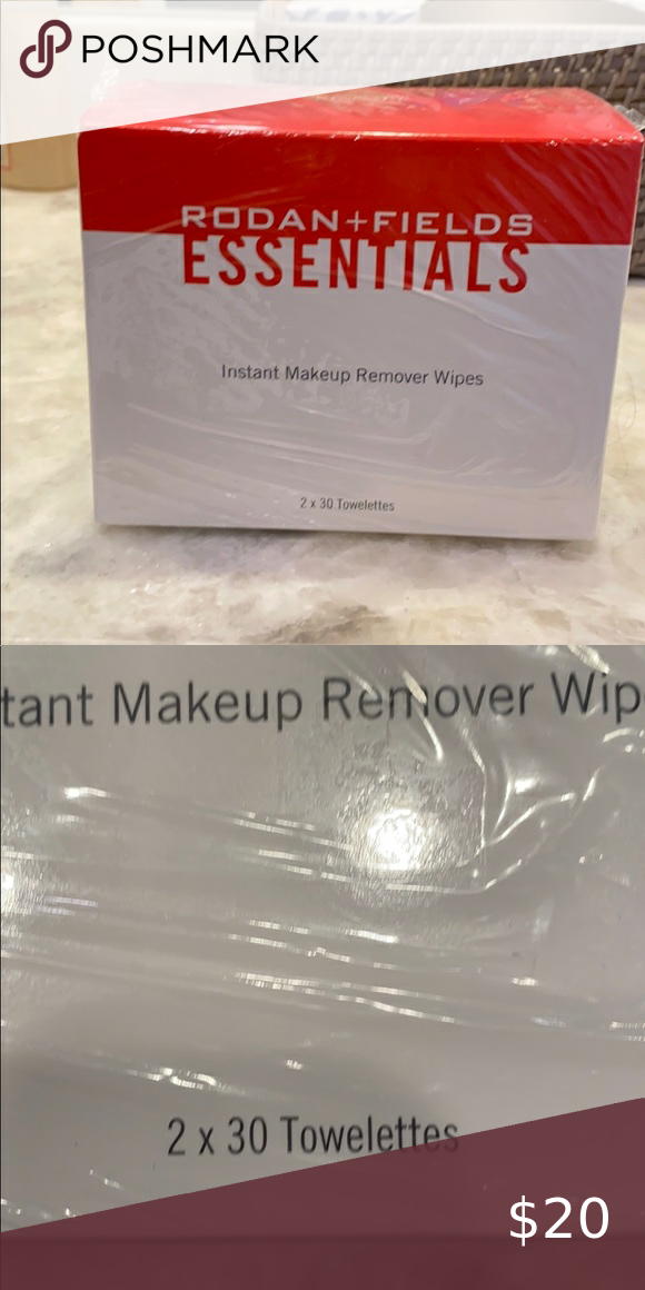 Rodan and Fields Makeup remover wipes in 2020 Makeup