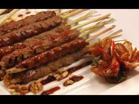 كباب اللحم المفروم المشوي على طريقة المطاعم بخلطة سرية تخليه يبقى طري Youtube Food Kebab Bacon