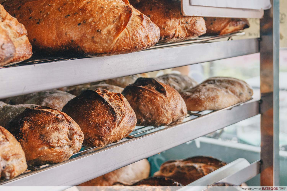 13 Bread Delivery Services In Singapore For Carb Lovers To Tide Through Circuit Breaker Eatbook Sg New Singapore Restaurant And Stre In 2020 Street Food Food Bread