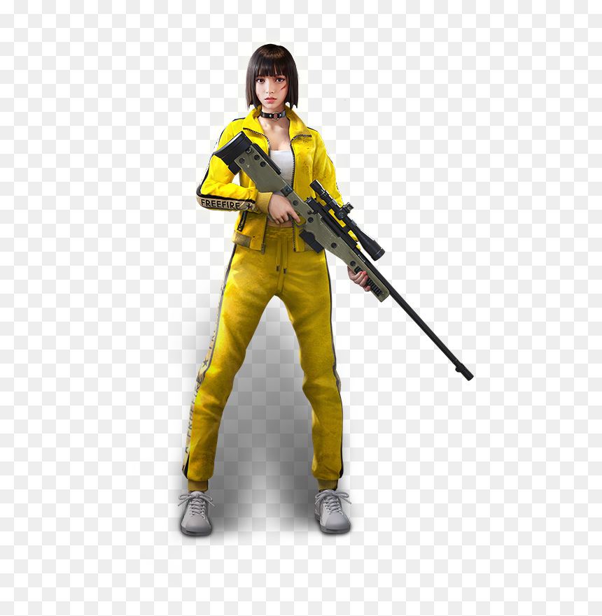 Transparent Kelly Kelly Png Personajes De Free Fire Kelly Png Download Is Pure And Creative Png Image Wallpaper Free Download Battle Royale Game Fire Image