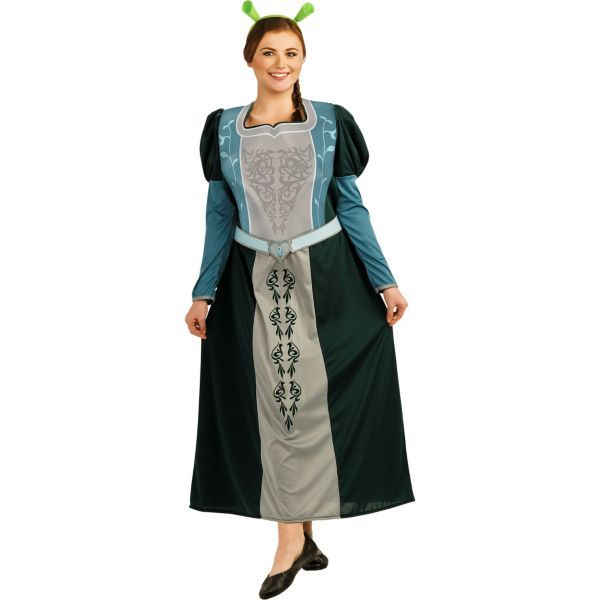 Adult fiona plus size costumes photos 698
