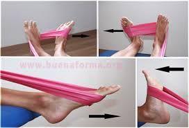 Resultado De Imagen De Ejercicios Para Los Gemelos En Casa Ankle Strengthening Exercises Fitness Body Foot Exercises