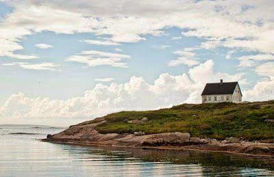 Casas en los lugares mas remotos del mundo. | Quiero más diseño