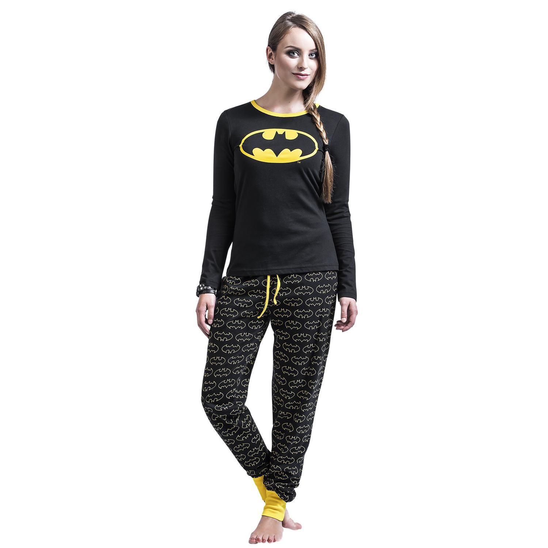 separation shoes 48ec2 4dc62 Batman Schlafanzug »Logo« | Jetzt bei EMP kaufen | Mehr Fan ...