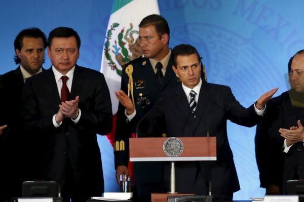 La disculpa de Peña Nieto que no sirvió de nada | Proyecto sin fin - Yahoo Noticias