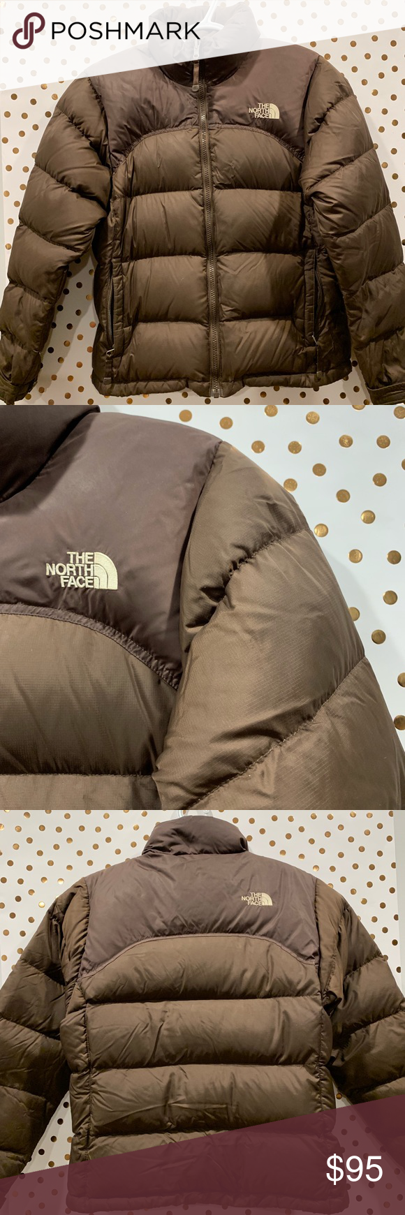 The North Face Women S Nuptse 700 Puffer Jacket North Face Women The North Face Jackets [ 1740 x 580 Pixel ]