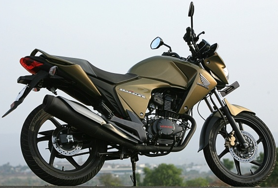 Find The Latest News Information About Honda CB Trigger Bike Is Replacement Of Dazzler In India 2013