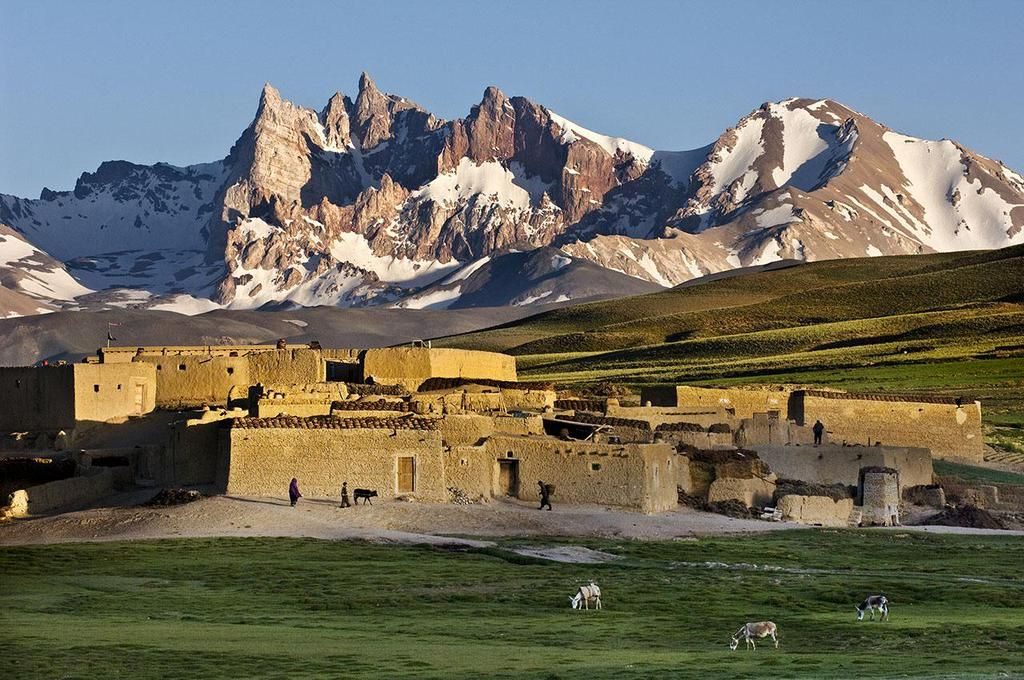 Qala-e-Sabzi, #Afganistán, #foto de Steve McCurry: