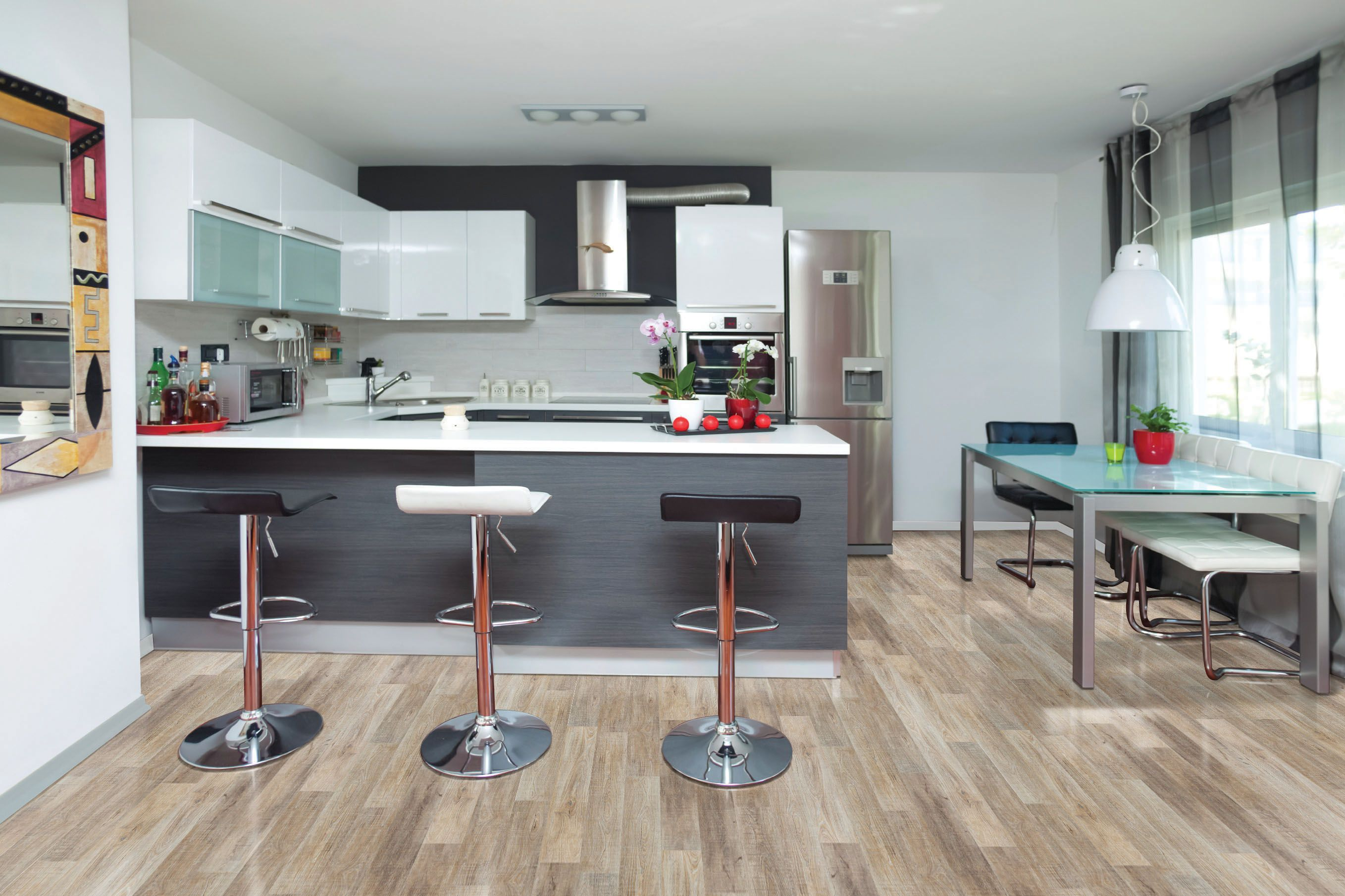 Is Cork Flooring Good For Kitchen Autumn Leaf Oak From Our New Harris Luxury Vinyl Cork Flooring
