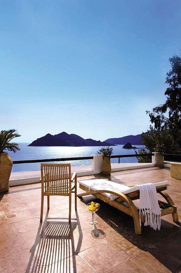Petra Hotel Patmos Greece Recommended Boutique Luxury Hotels Spas And Venues Holidays In