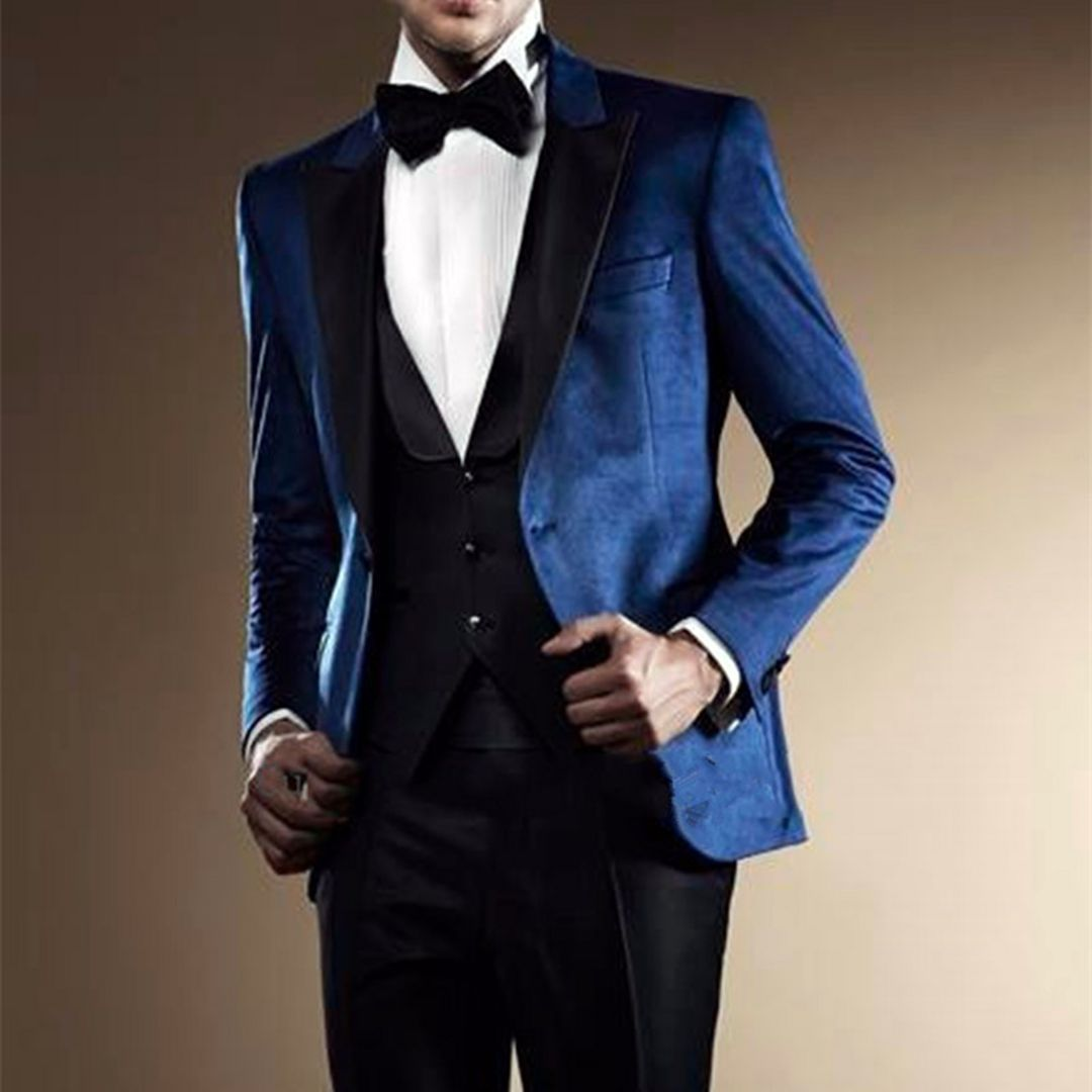 do you wear a tuxedo or suit to a wedding