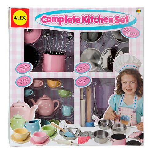 Kitchen Set Alex Toys R Us
