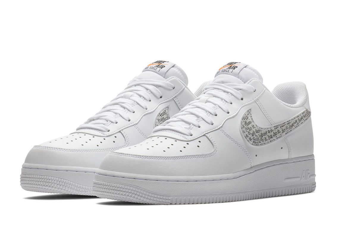 Nike Air Force 1 Low Just Dot It Pack  thatdope  sneakers  luxury  dope   fashion  trending 12f8fd087