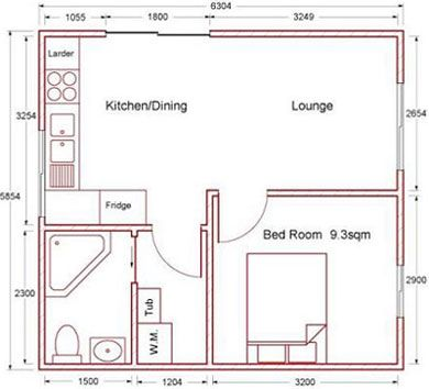 free tiny house plans sheds for habitation small home kitsbungalow kits - Floor Plans For Small Houses