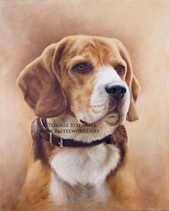 Oils Dog Art Animal Paintings Puppy Art
